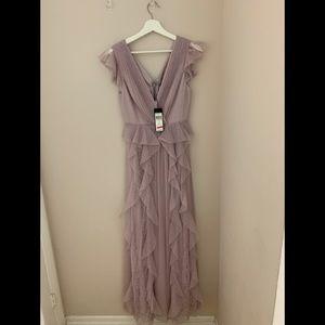 Bcbgmaxazria Dress Gown NWT